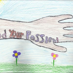 Find your passion artwork