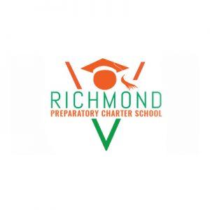Richmond Preparatory Charter School logo