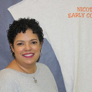 Elizabeth Roman, Nicotra Early College September Teacher of the Month